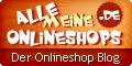 Unser Shop ist bei Alle-Meine-Onlineshops.de gelistet