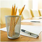 Büromaterialien: Von Papier bis zum Ordner